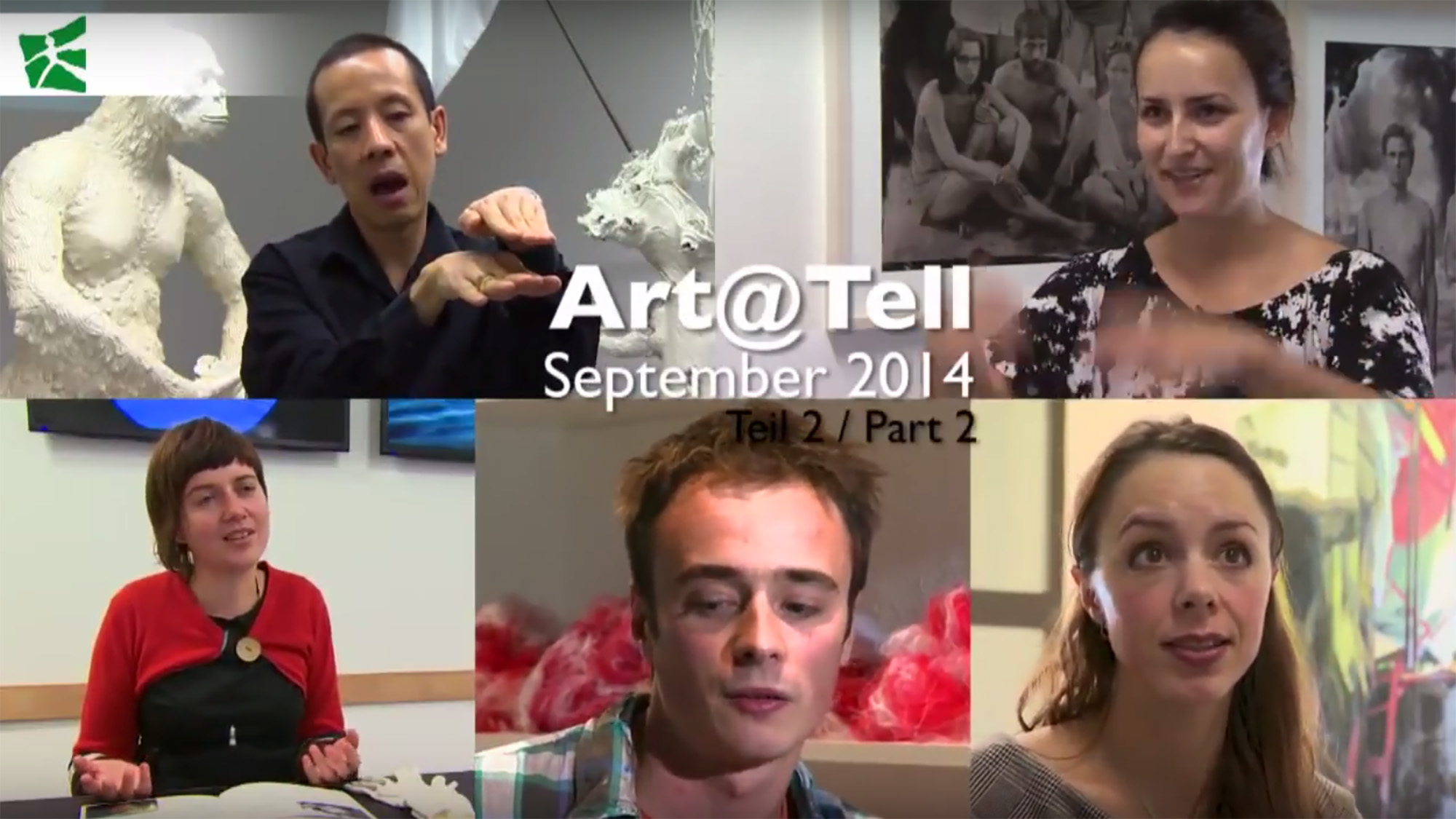 art at tell, video 2014 part 2