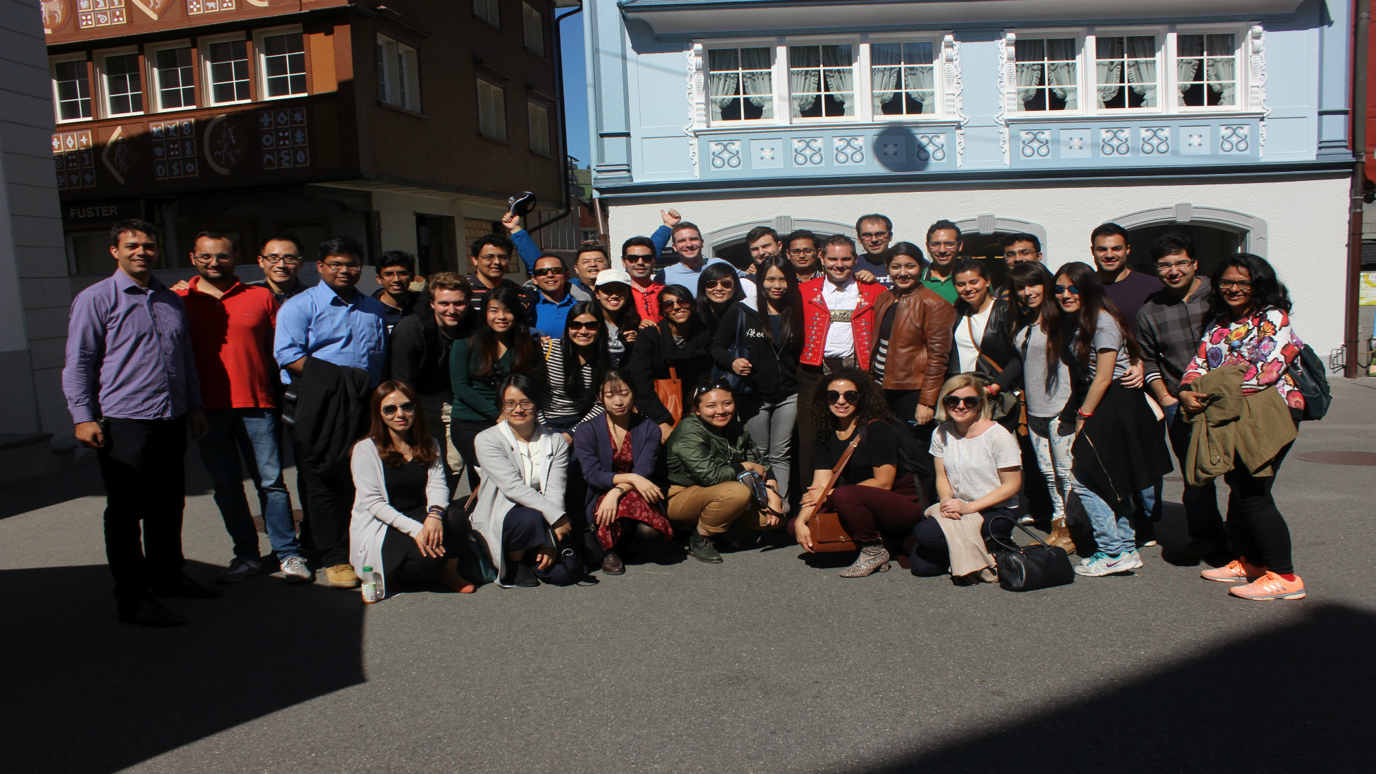 ISP Class in Appenzell